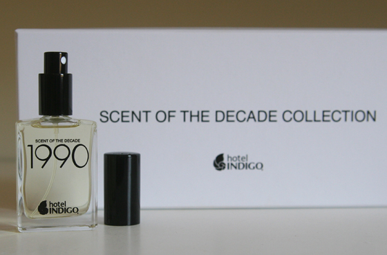 Parfümkollektion Hotel Indigo Scent of the Decade Collection Duft 1990