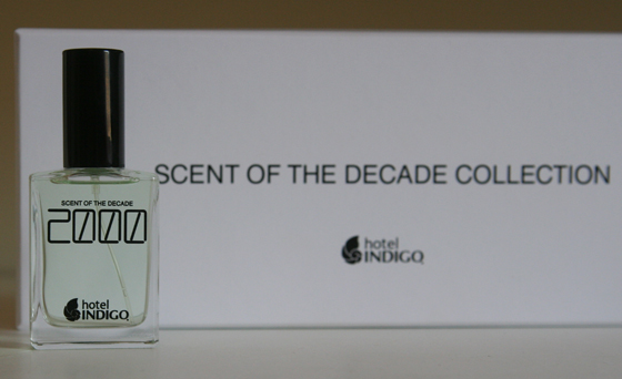 Parfümkollektion Hotel Indigo Scent of the Decade Collection Duft 2000