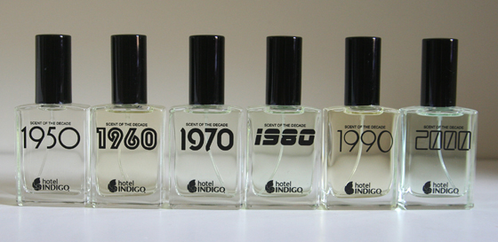 Parfümkollektion Hotel Indigo Scent of the Decade Collection Duft 03