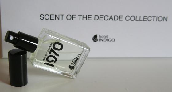 Parfümkollektion Hotel Indigo Scent of the Decade Collection Duft 1970
