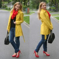 Red Shoes Day 2014 Outfit