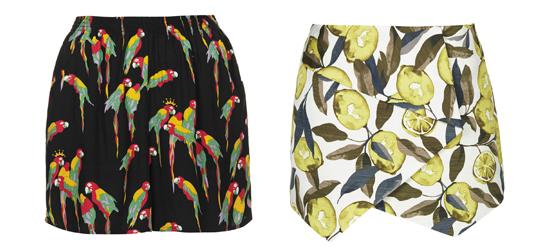farbenfrohe Shorts im Sommer 02