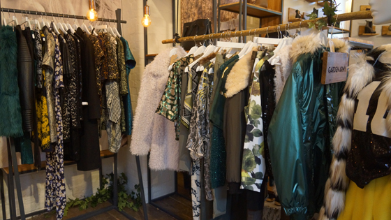 Beim Primark Press Day Herbst Winter 2014 in London 10