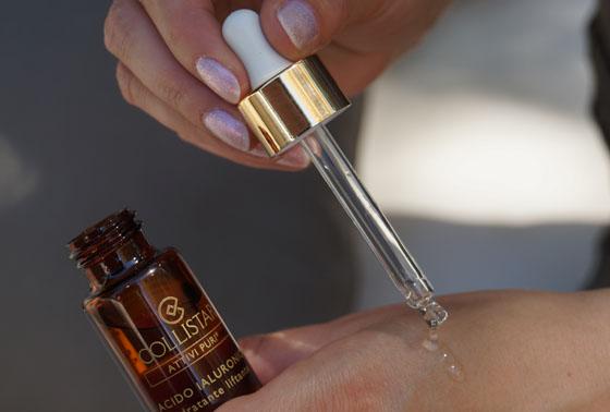 Collistar Pure Actives Hyaluronic Acid moisturizing lifting