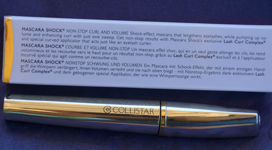 Collistar Shock Mascara 04
