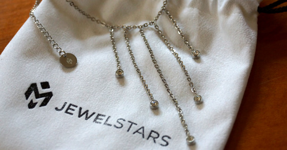 MY JEWELSTARS Kette Rain 01