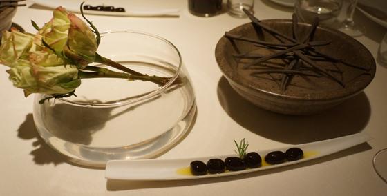 Abendessen im Restaurant El Portal de Echaurren 01