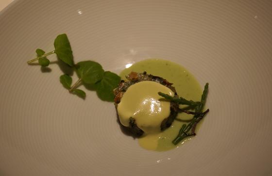 Abendessen im Restaurant El Portal de Echaurren 08