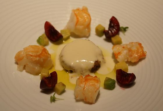 Abendessen im Restaurant El Portal de Echaurren 10