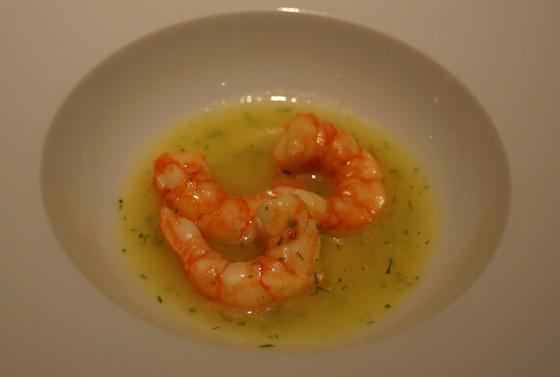 Abendessen im Restaurant El Portal de Echaurren 11