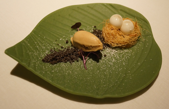 Abendessen im Restaurant El Portal de Echaurren 17