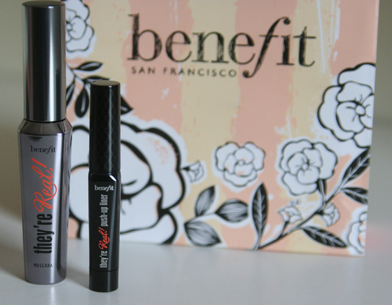 Mit benefit they're Real! push-up liner durch Berlin 07