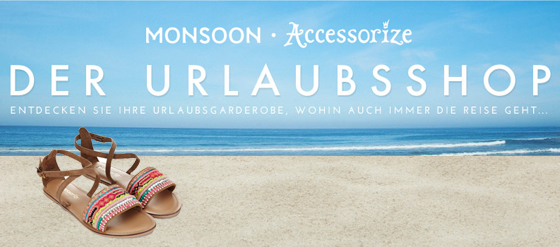 Monsoon Strandbekleidung 2014-01