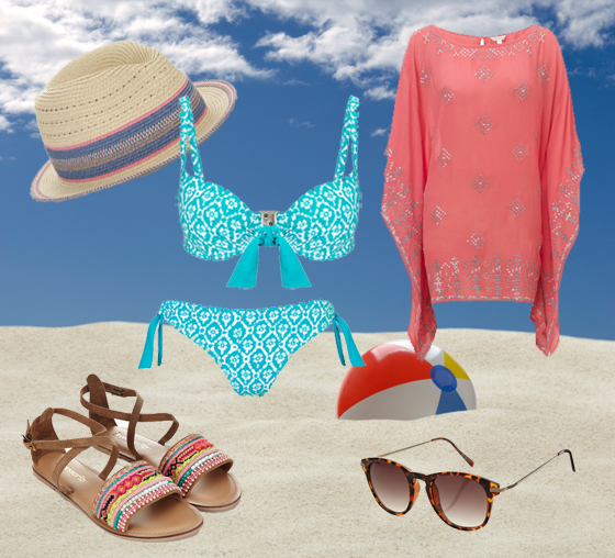 Monsoon Strandbekleidung 2014