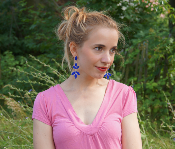Outfit blue & pink 04