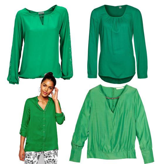 grüne Blusen 02