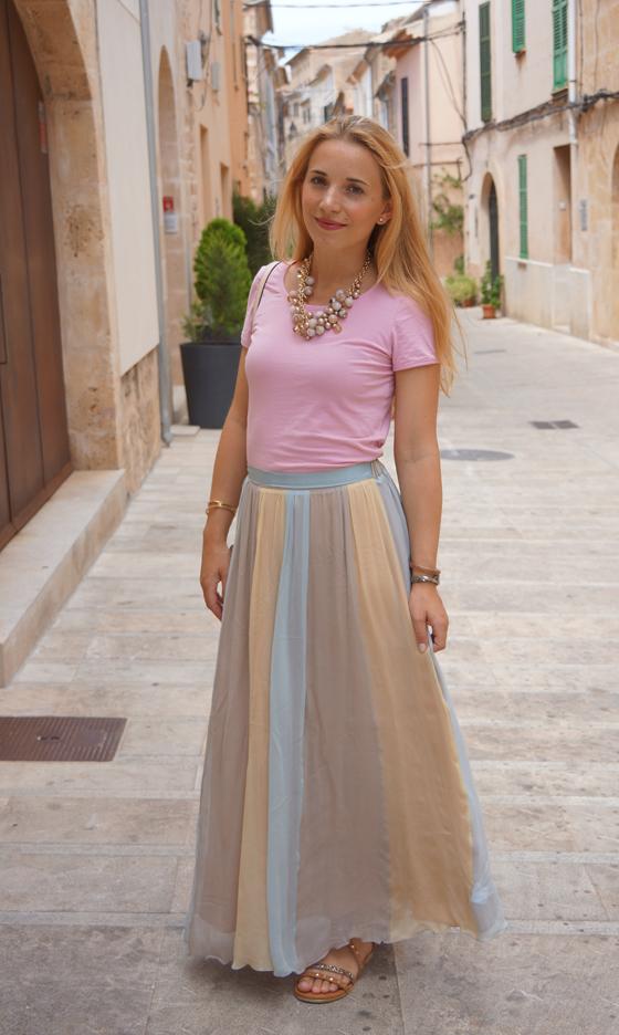 Fiorella Kette von Pippa&Jean Outfit 02