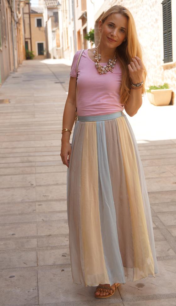 Fiorella Kette von Pippa&Jean Outfit 03