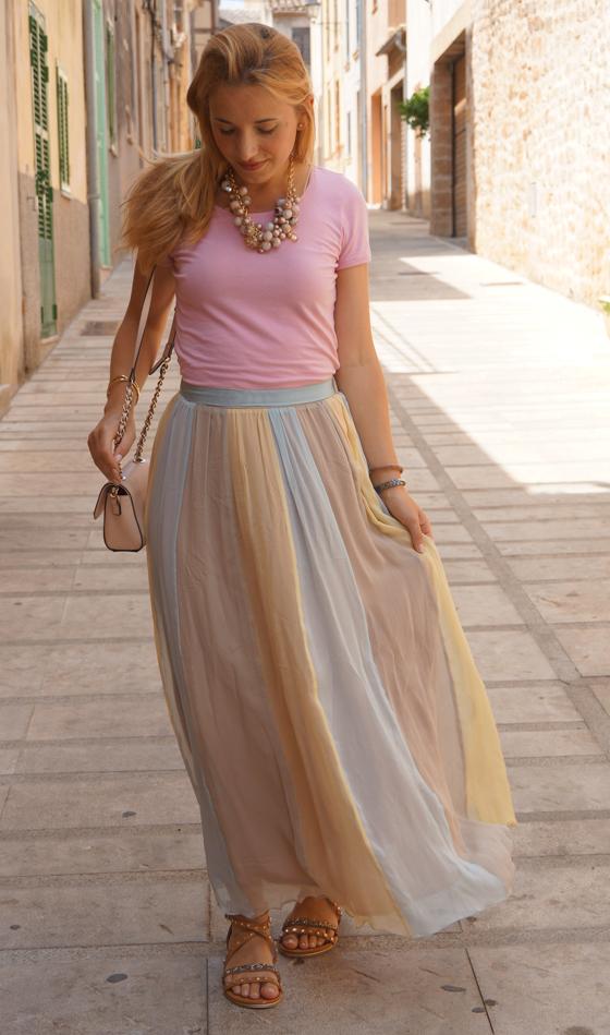 Fiorella Kette von Pippa&Jean Outfit 05
