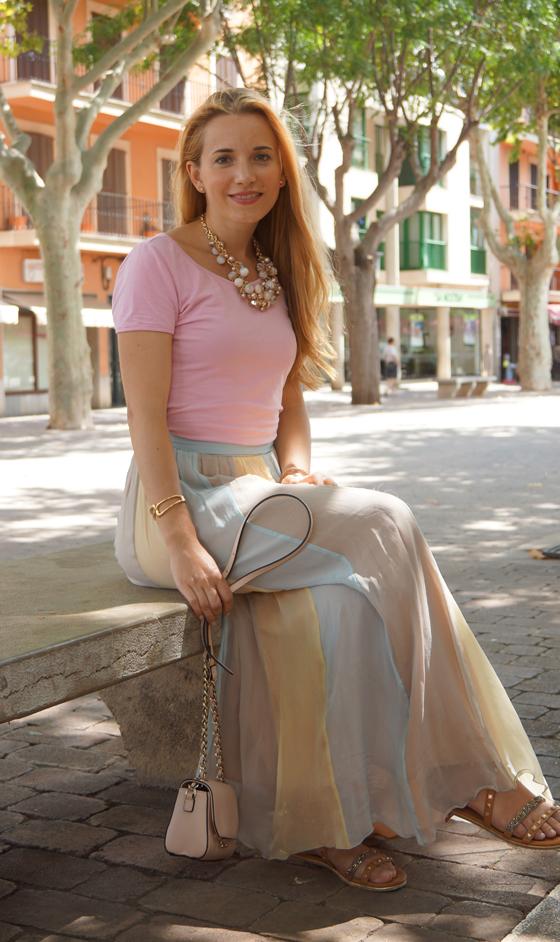 Fiorella Kette von Pippa&Jean Outfit 06