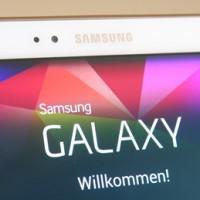 Galaxy Tab S Mein neuer Begleiter von Samsung 01