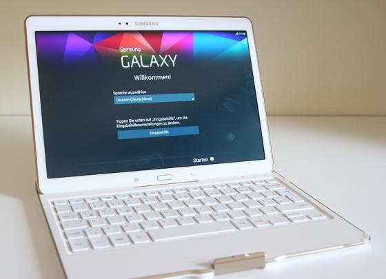 Galaxy Tab S Mein neuer Begleiter von Samsung 02