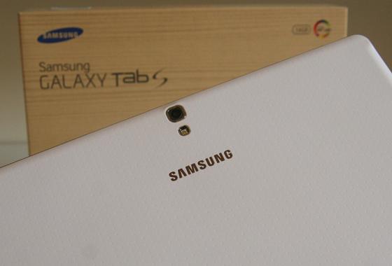 Galaxy Tab S Mein neuer Begleiter von Samsung 03