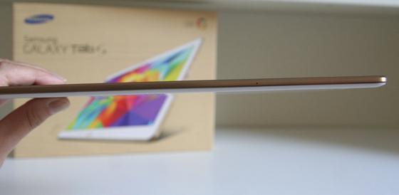 Galaxy Tab S Mein neuer Begleiter von Samsung 05