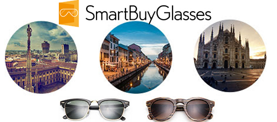 Gewinne mit SmartBuyGlasses ein Reise nach Santorin oder Mailand 01