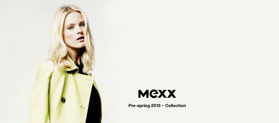 Lookbook Mexx Pre Spring Collection 2015-01