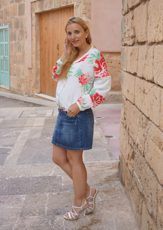 Outfit Laura Scott Blouson 02