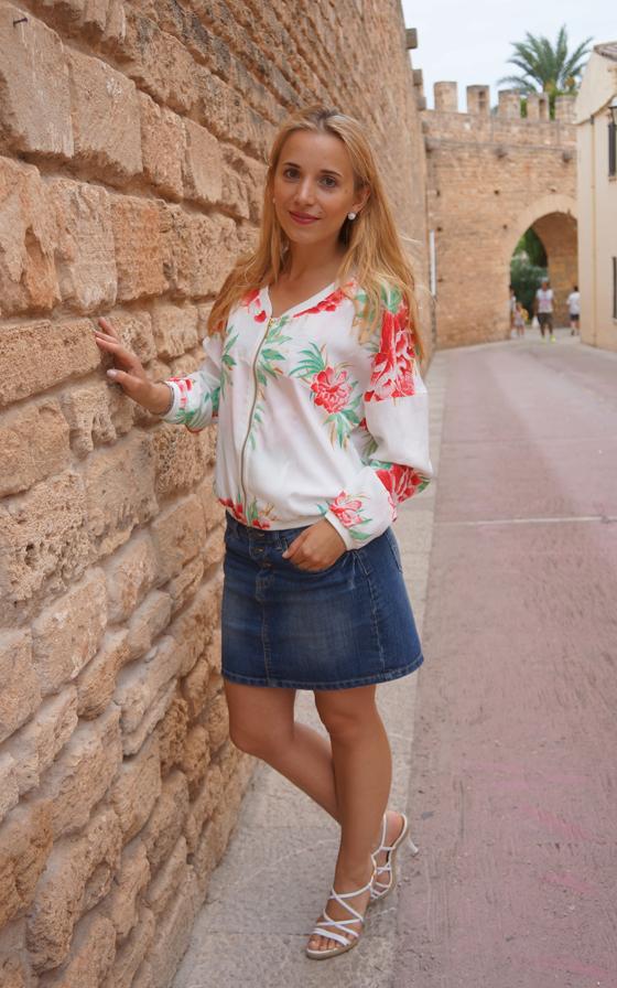 Outfit Laura Scott Blouson 03