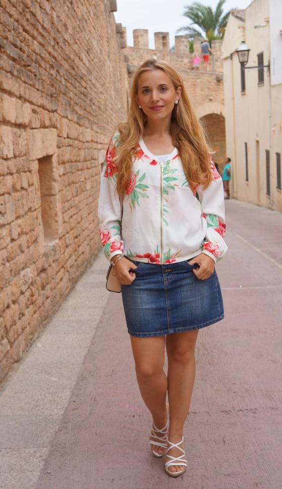 Outfit Laura Scott Blouson 04