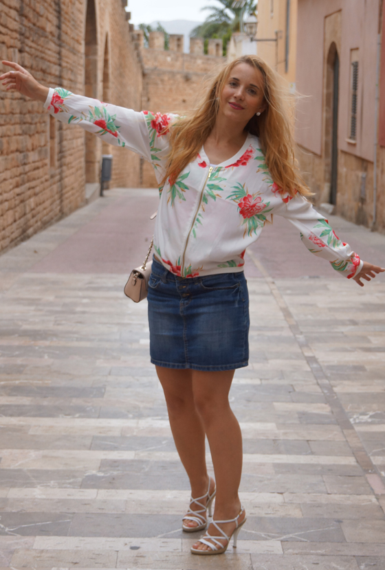Outfit Laura Scott Blouson 06