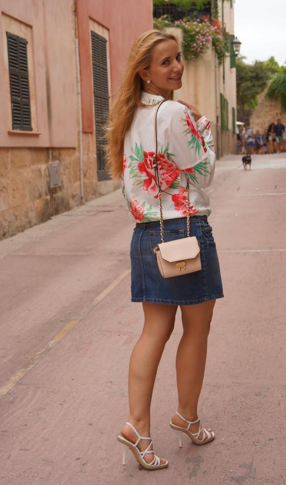 Outfit Laura Scott Blouson 08