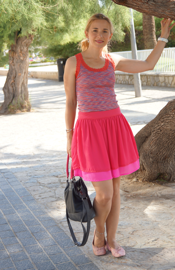 Outfit Tanktop Femme Seven 03