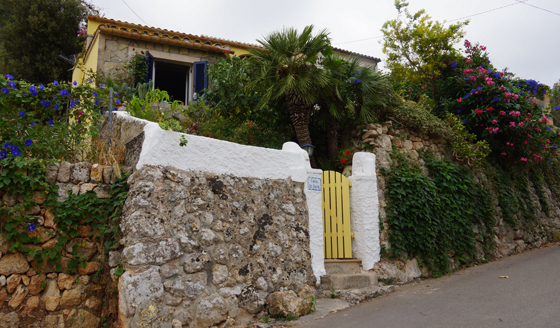 Wandern zum Puig de Maria Mallorca 02