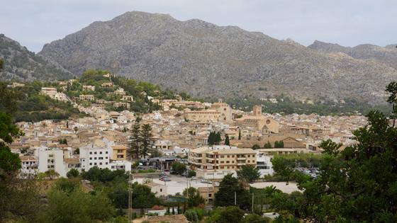 Wandern zum Puig de Maria Mallorca 04