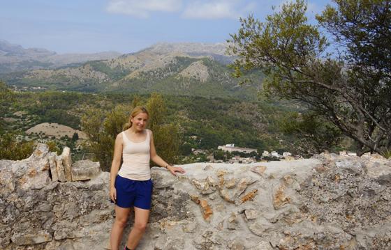 Wandern zum Puig de Maria Mallorca 05