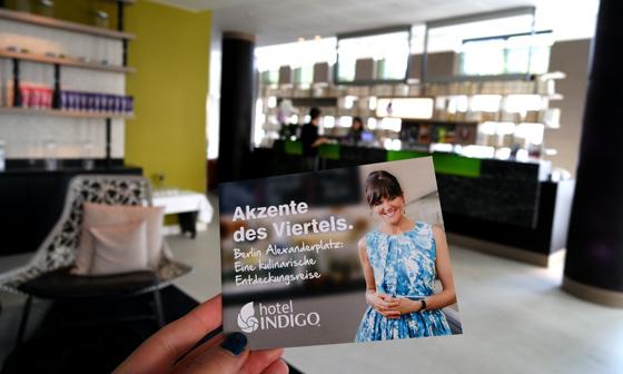 Akzente des Viertels - Auf kulinarischer Erkundungstour mit dem Hotel Indigo und Cynthia Barcomi 01