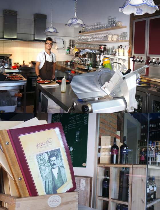Al Contadinos Wein Bar Berlin