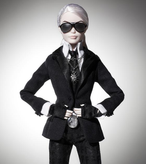 Barbie & Karl Lagerfeld 03
