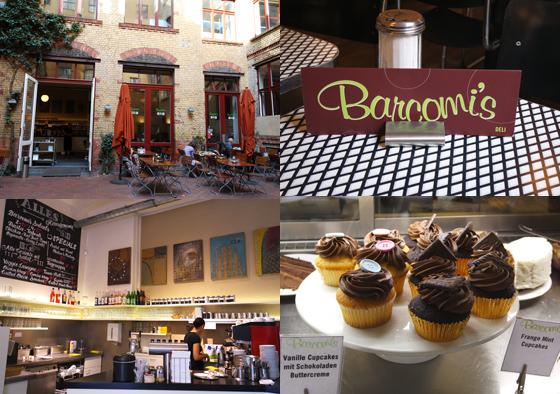 Barcomis Deli Berlin Mitte