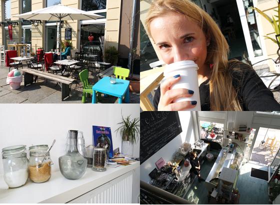 Café Cuore Di Vetro Berlin Mitte