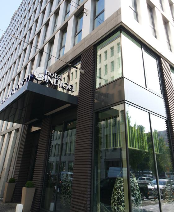 Hotel Indigo Berlin-Alexanderplatz 02