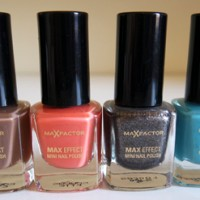 Max Factor Make-up-Paket 01