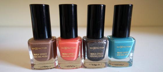 Max Factor Make-up-Paket 01