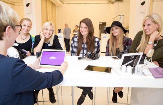 P&G und dm Blogger Workshop Berlin 02