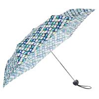 Schmaler Regenschirm mit Schmucksteinmuster über Asos