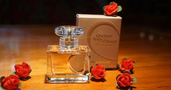 Yves Rocher Parfum Quelques Notes d'Amour 01